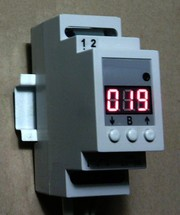 Терморегулятор (термостат) РТ для управления работой электро обогреват