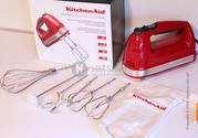 Эргономичный ручной миксер KitchenAid 9-Speed Hand Mixer